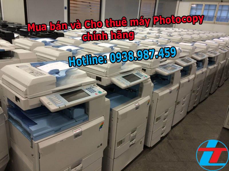 Máy photocopy cũ?